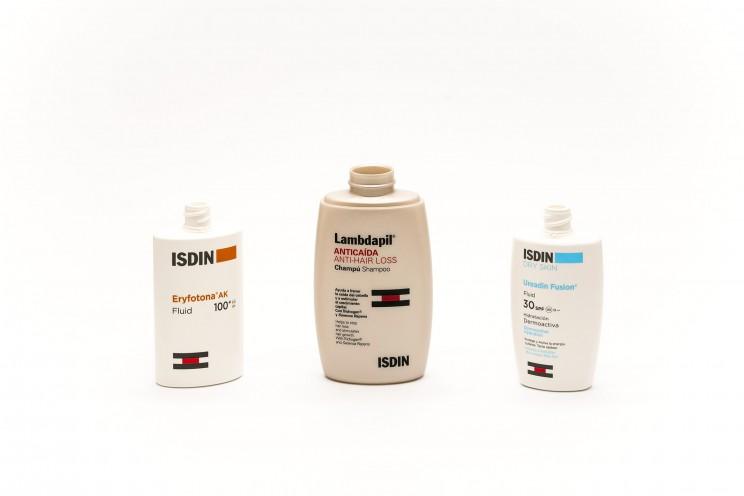 Printing on polyethylene bottles